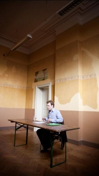 De Openbaring van Maarten Westra Hoekzema<br/>Fotografie: René den Engelsman, Theater in Beeld